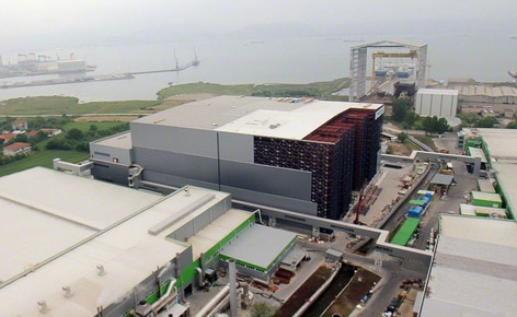 Mecalux construye una de las bodegas autoportantes automatizadas más grandes de Europa