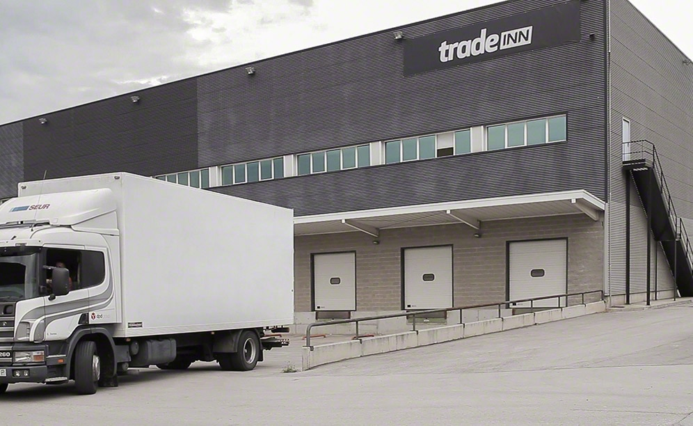 Mecalux como proveedor de soluciones globales para e-commerce