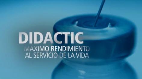 Mecalux suministra a Didactic una solución de almacenaje a la medida de sus necesidades
