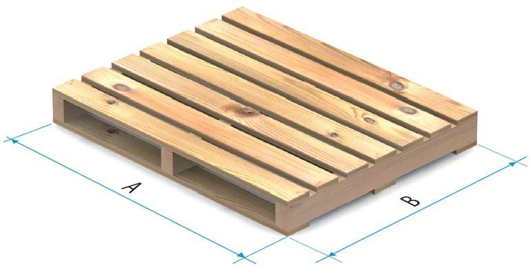 Pallet tipo 3