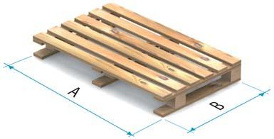 Pallet tipo 5B