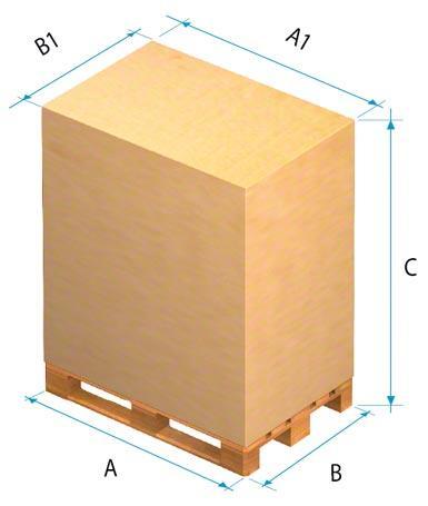 Para determinar las funciones de la bodega deben tenerse en cuenta las dimensiones de la mercadería