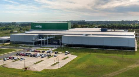 Mega Pharma se posiciona a la vanguardia tecnológica con una bodega autoportante completamente automática