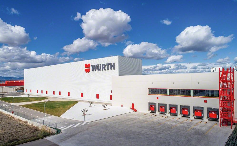 Bodega automática Würth