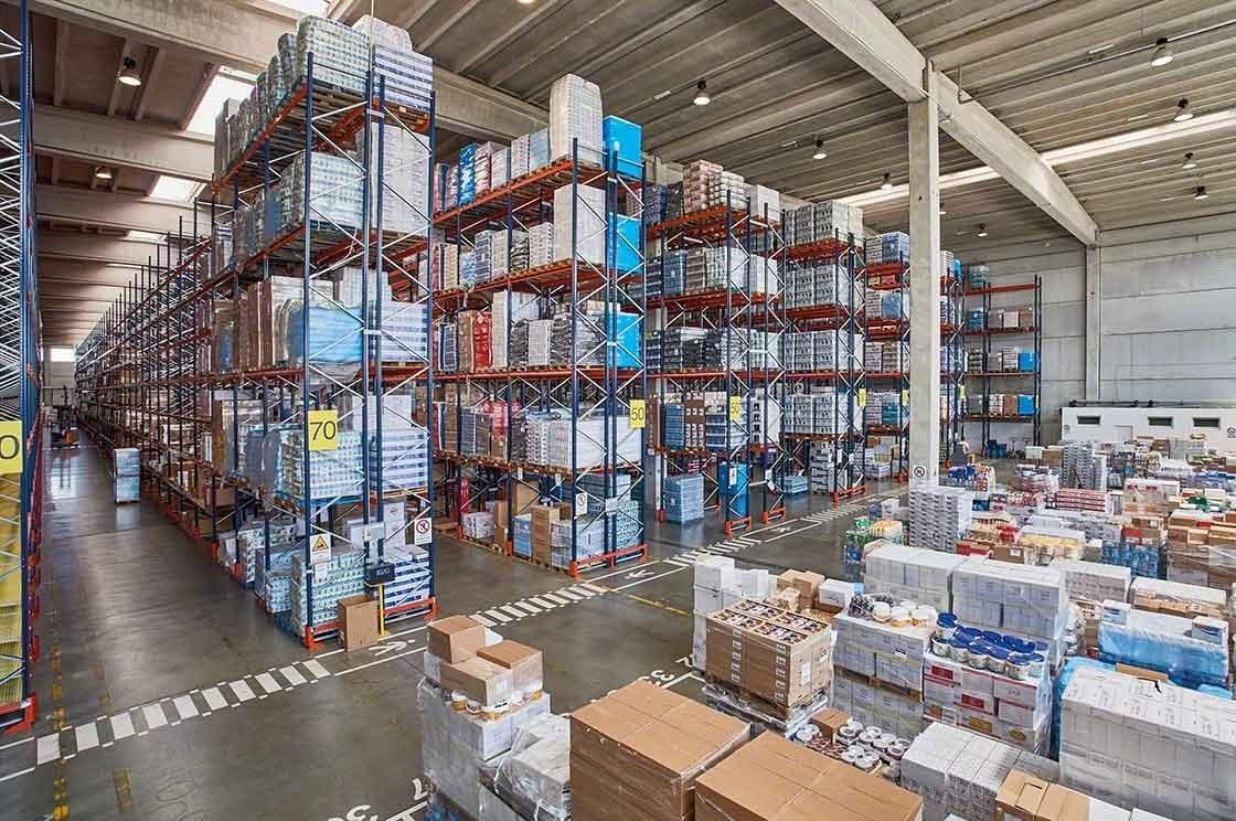 La enorme variedad de productos añade complejidad a la gestión de stock en la bodega