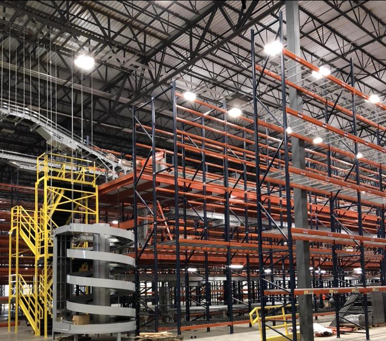 Interlake Mecalux instalará una torre de picking de tres plantas en Denver
