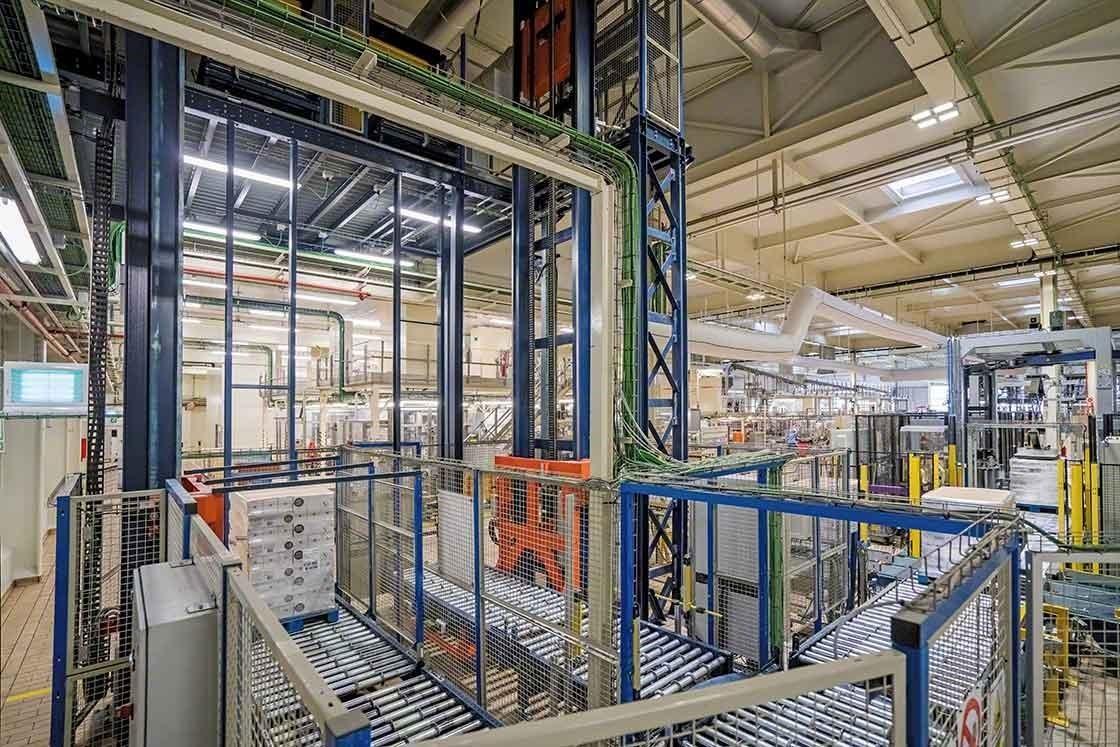 La automatización de procesos en la bodega reduce los tiempos de entrega