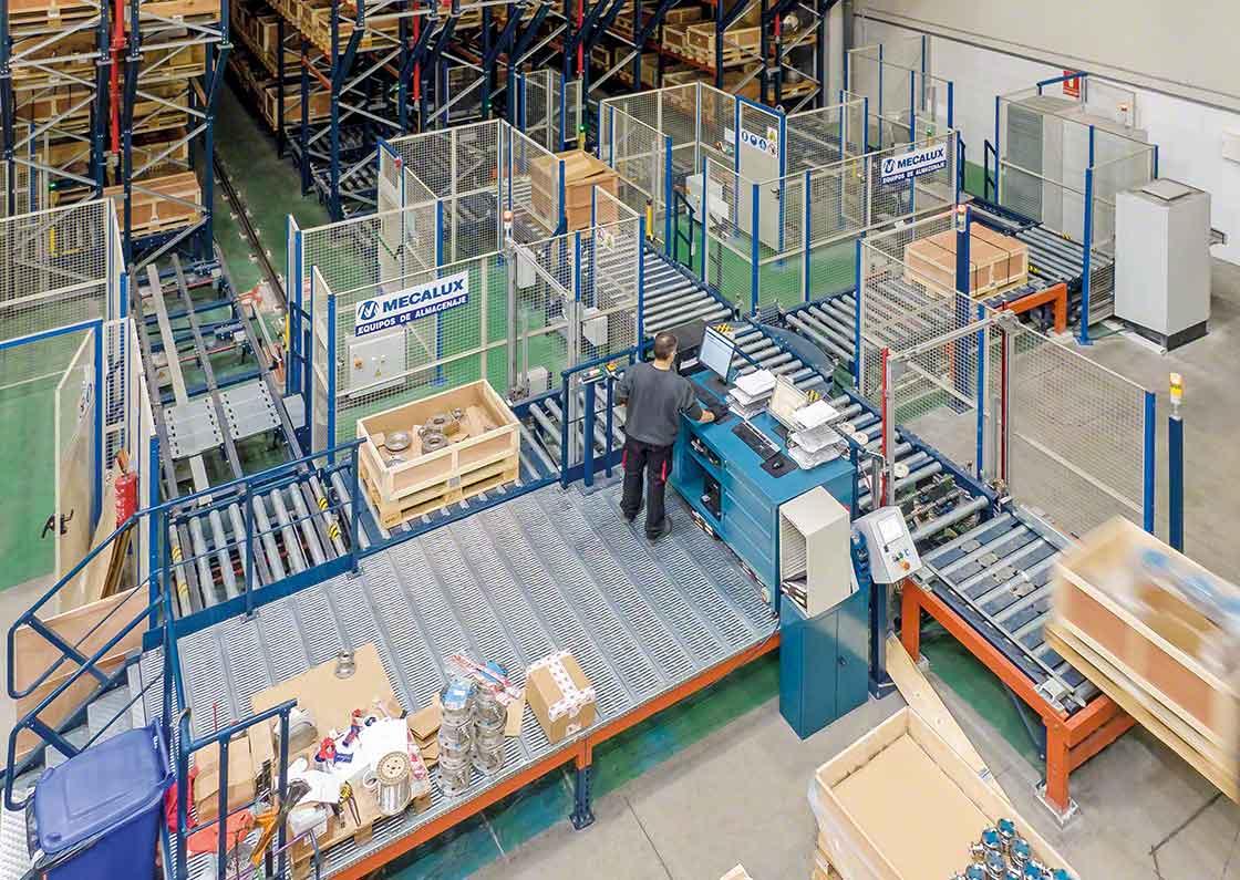El proveedor de WMS o SGA debe tener experiencia en la integración de sistemas en la bodega