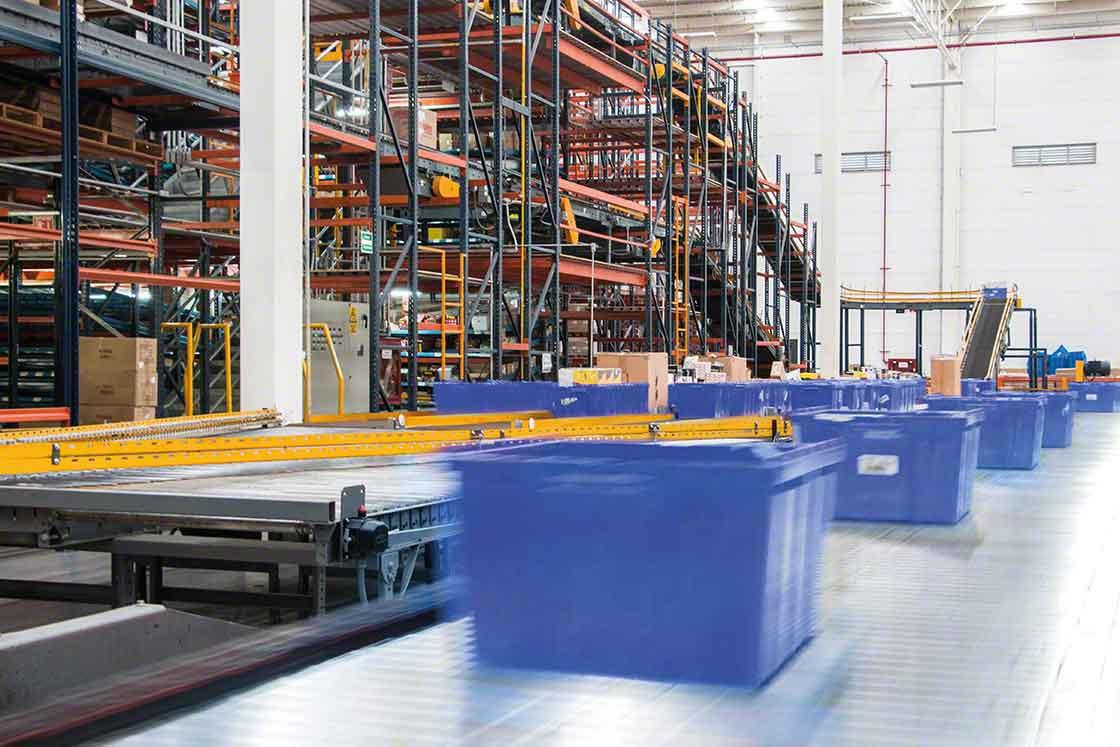 El movimiento de cargas pequeñas complica la gestión de la última milla logística