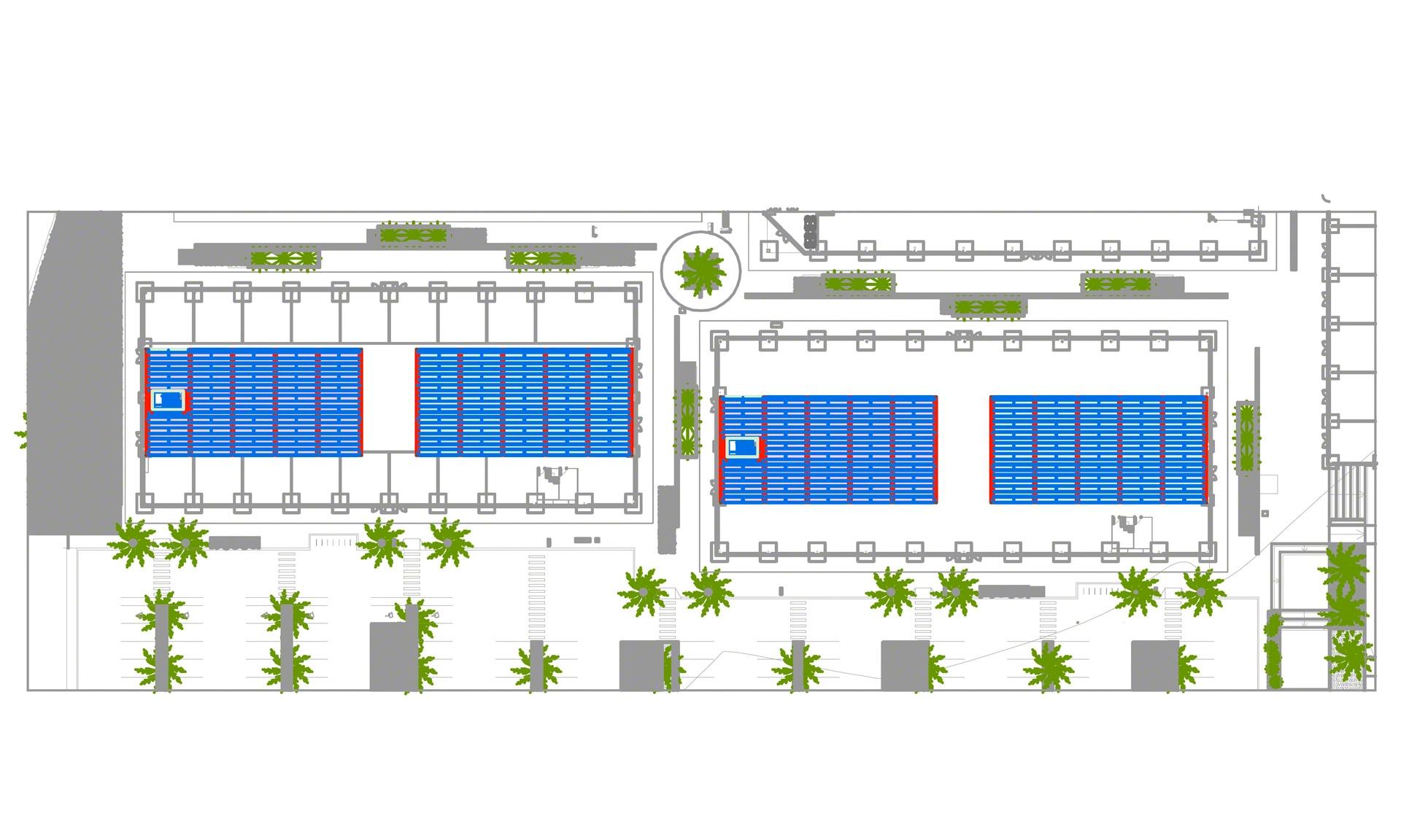 Mecalux equipará el centro comercial que Almenara Mall posee en Canelones (Uruguay) con una entreplanta