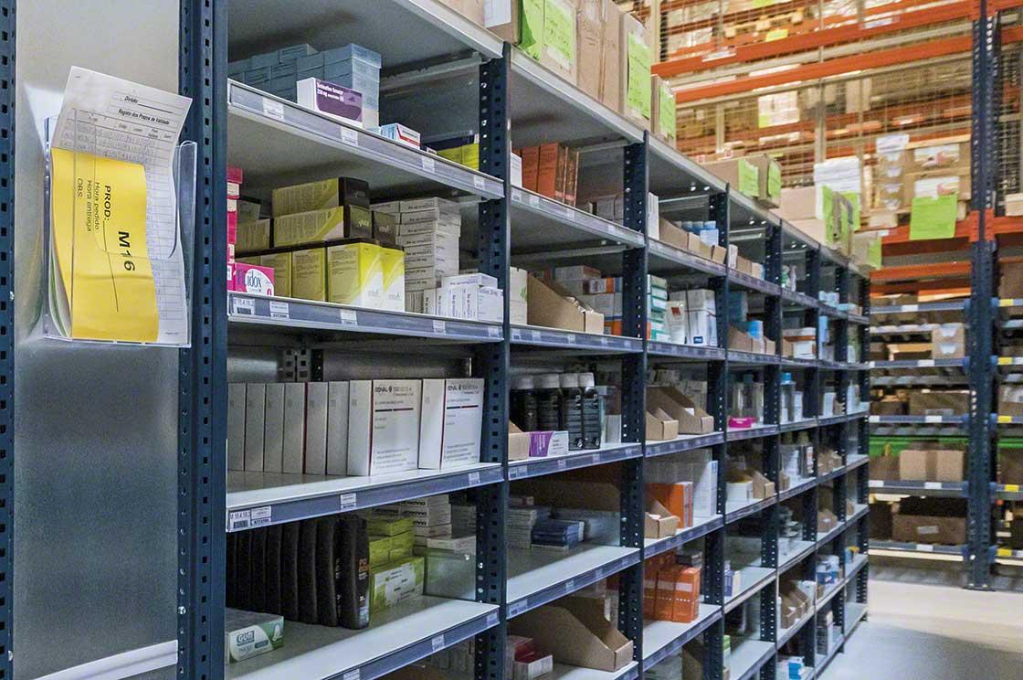 La industria farmacéutica cuenta con una legislación especial en el ámbito de la trazabilidad de producto