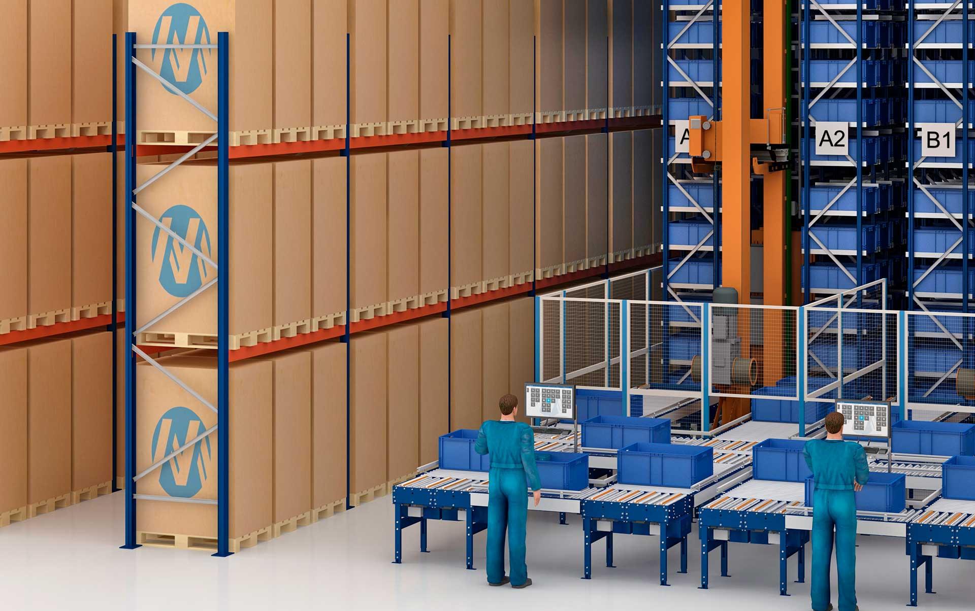 TLHP digitalizará toda su logística con la ayuda de Easy WMS de Mecalux