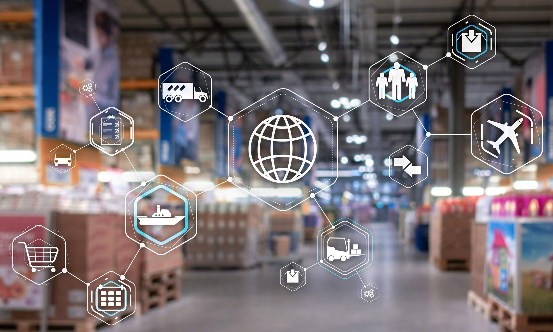 DB Schenker: racks versátiles para un operador logístico líder mundial